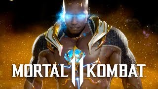 Mortal Kombat - Official Geras Reveal Trailer