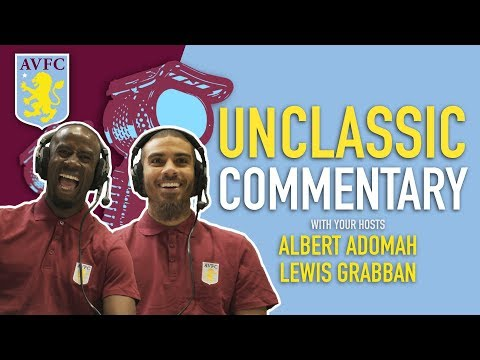 Unclassic Commentary: Albert Adomah and Lewis Grabban