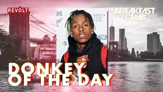 Rich the Kid | Donkey of the Day
