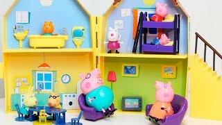 Mostrando a Casa dos Pig