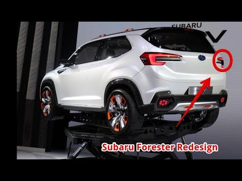 Watch Now ! 2019 Subaru Forester Redesign - YouTube