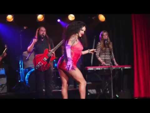 Pastel Supernova from Kitty Nights Toronto: The Rock Strip Spectacular