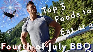 Fat Burning 4th of July Foods: Healthy BBQ: Thomas DeLauer
