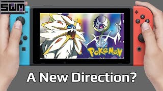 Rumor Wave! - Pokemon Switch Taking A New Approach To The Series?