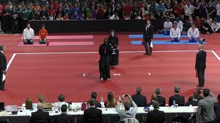 EKC(European Kendo Championships) 2019 Men's Individual Final : Nakabayashi - Babos
