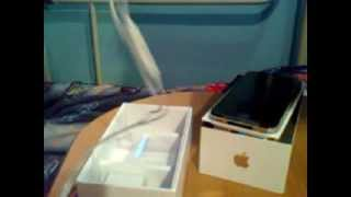 Распаковка iphone 4 8 gb(Распаковка iphone 4 8 gb., 2013-04-09T12:42:02.000Z)