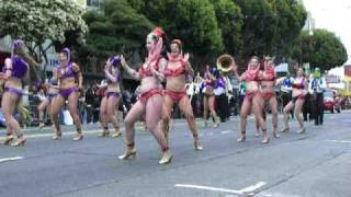 Carnaval de San Francisco, Ca 2009