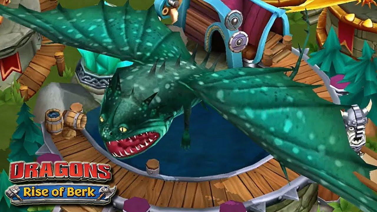Unique Titan Dragon Thunderdrum Bing | Dragons: Rise Of ...
