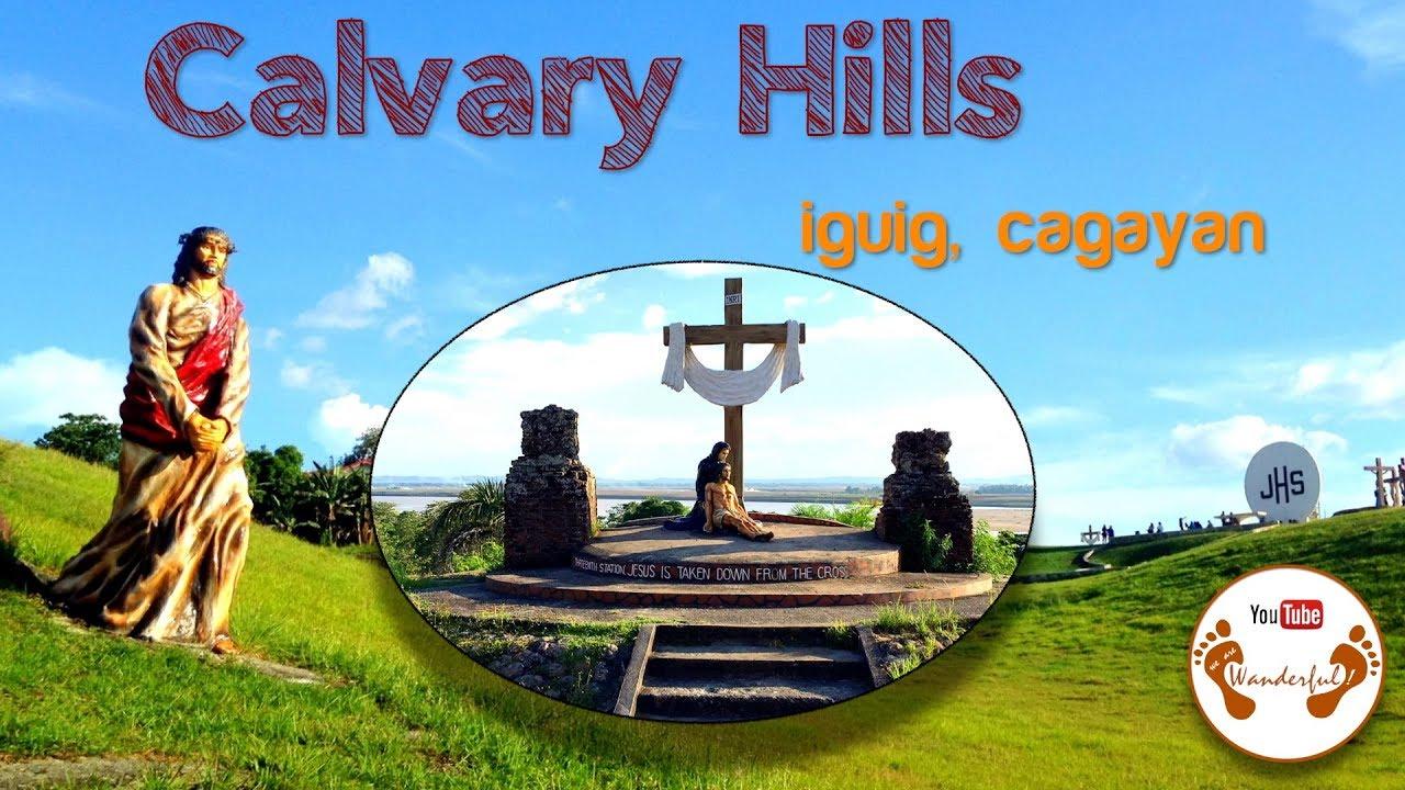 Cagayan Road Tour: Iguig Calvary Hills | Iguig, Cagayan | Philippines |  We Are Wanderful