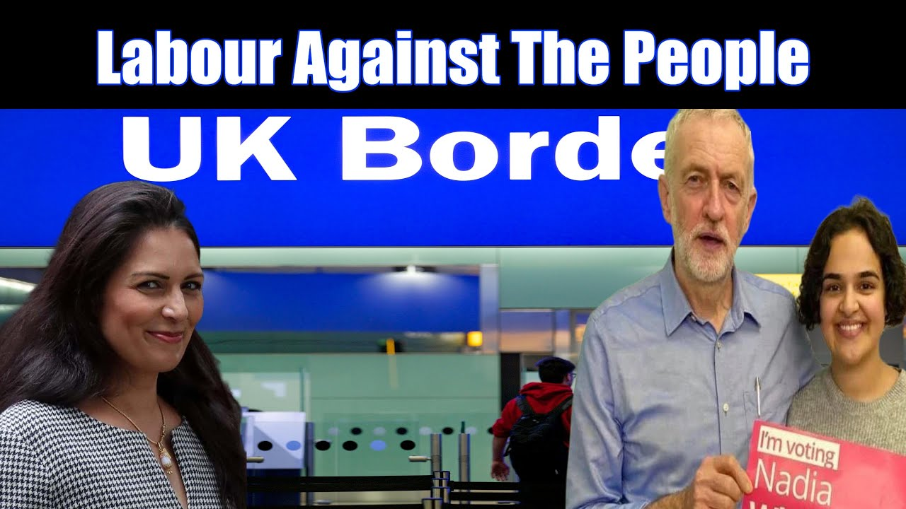 Priti Patel Destroys Labour MPS Who Voted Against The Immigration Bill
