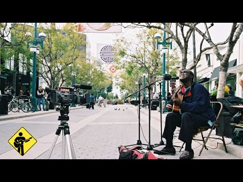 Tears On My Pillow | Roger Ridley | Playing For Change | Live Outside