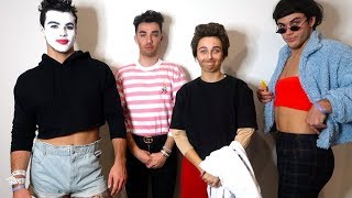 Download DRESSING UP AS EACHOTHER ft Dolan Twins & James Charles Mp3 and Videos
