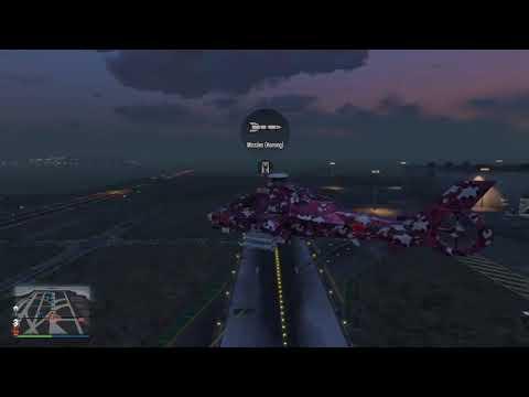 Pinky Plays GTA V - Pink Akula Gameplay - Headhunter CEO