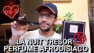 RESENHA DO PERFUME LA NUIT TRESÓR | LANCÔME