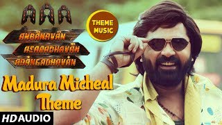 AAA Theme Songs HD Audio  | STR, Shirya Saran, Tamannaah, Yuvan Shankar Raja