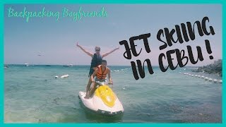 Jet Skiing in Cebu (Philippines Travel)