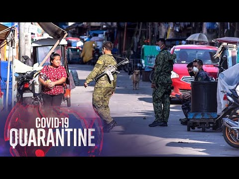 DILG prepares to implement Duterte order to arrest mask violators | ANC