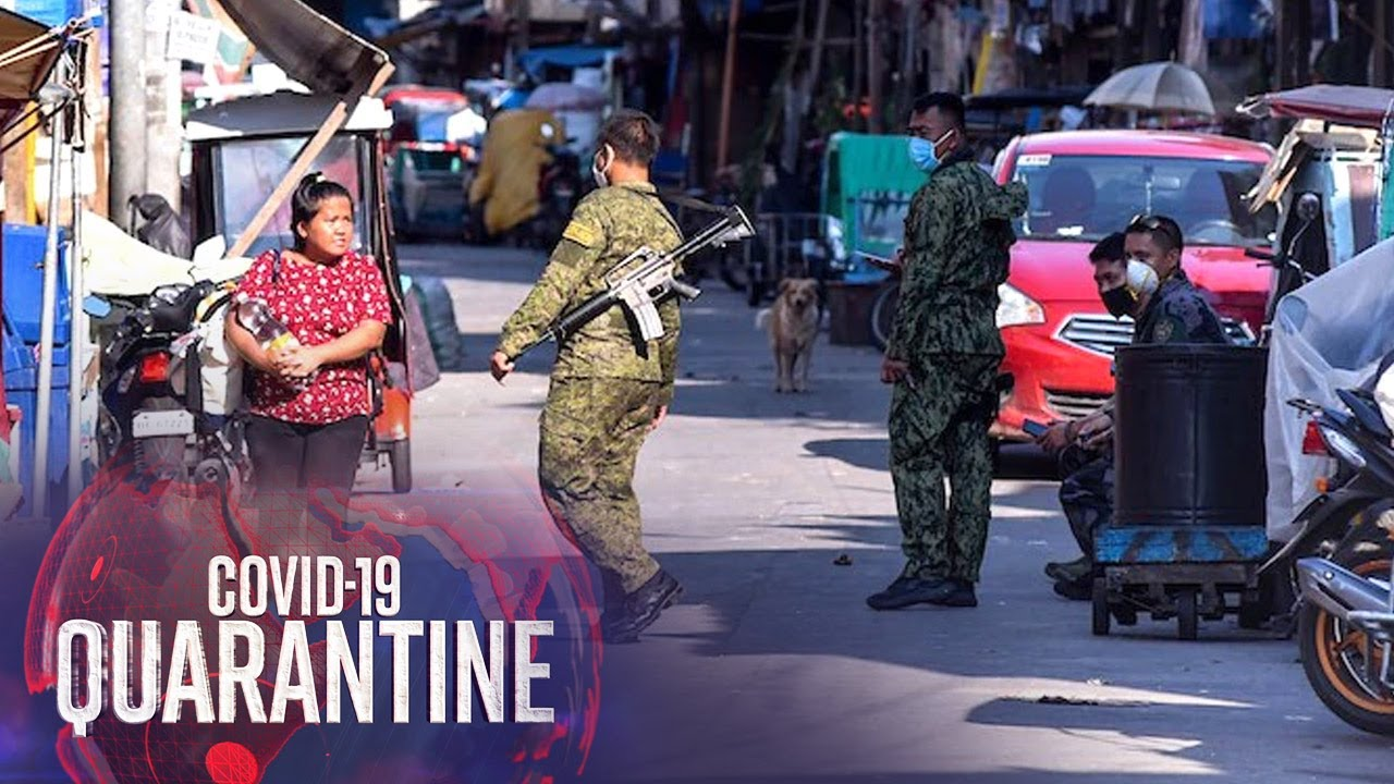 DILG prepares to implement Duterte order to arrest mask violators - ABS-CBN News