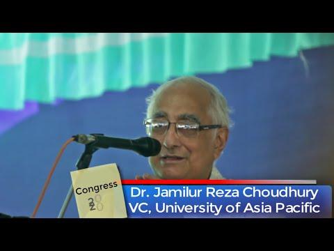 Congress 2014: Dr. Jamilur Reza Choudrury