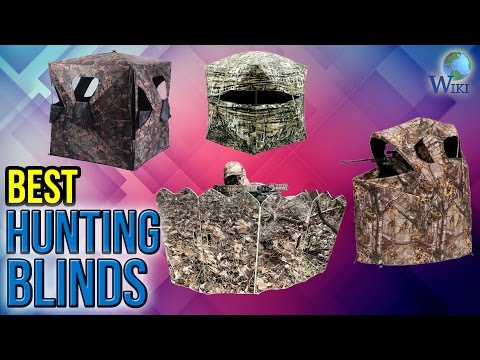 10 Best Hunting Blinds 2017