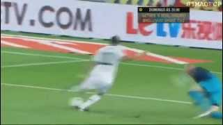 Victor Valdes bad mistake! FC Barcelona vs Real Madrid 3 2