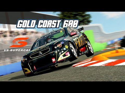 VASC: Gold Coast 600 (V8 Supercar @ Surfers Paradise)