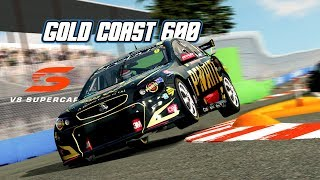 VASC: Gold Coast 600 (V8 Supercar @ Surfers Paradise)