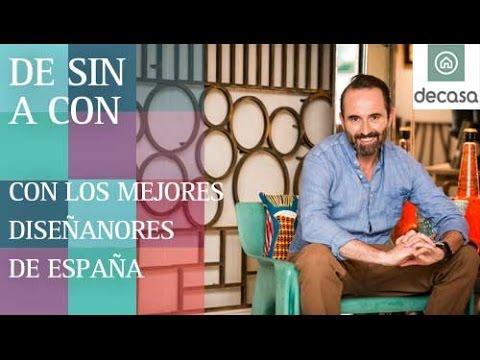 Descubre A Los Mejores Interioristas De Espana En De Sin A Con Youtube - Interioristas-espaoles