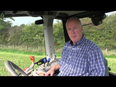 Five tractor test with Claas, Deutz-Fahr, Massey Ferguson, McCormick and Valtra
