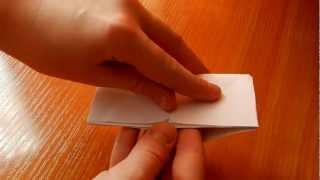 оригами бумажная гадалка