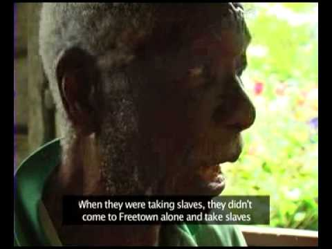 The Lion Mountians: A Journey Through Sierra Leone's History (Trailer)