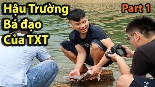 Gấu Vlogs - Hậu Trường Hài Hước Của Tiến Xinh Trai ( TẬP 1 )