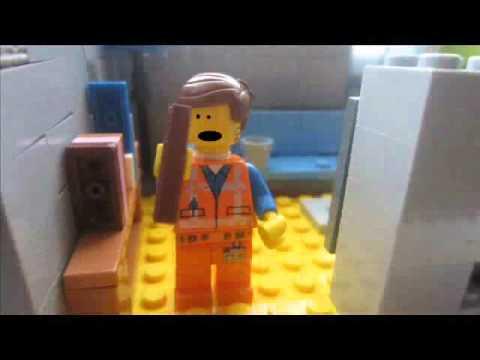the lego movie emmets morning clip-aliyan khan