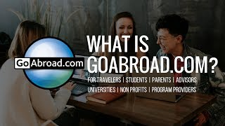 What Is GoAbroad & How Can It Help Me?