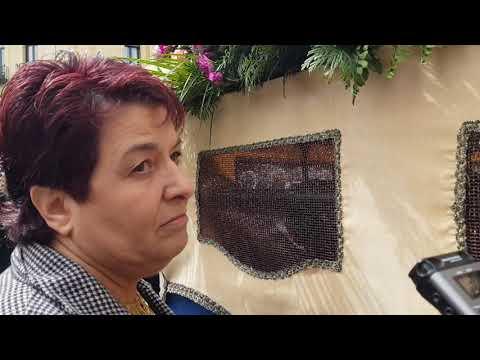 Semana Santa Segovia 2019. Procesión del Encuentro. El Encuentro 11:54 horas 21/4/2019 (2)