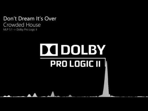 Dolby Pro Logic II Test (Crowded House - Don't Dream It's Over)