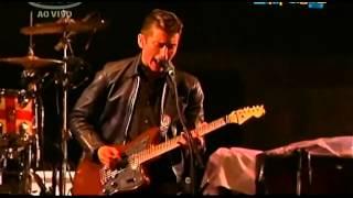 Arctic Monkeys - The Hellcat Spangled Shalalala (São Paulo 2012) [lyrics/legendado]