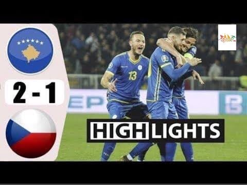 Kosovo Vs Czdch Republic (2−1 ) All Gоal & EURO Qualification Extеndеd Highlights - 2019