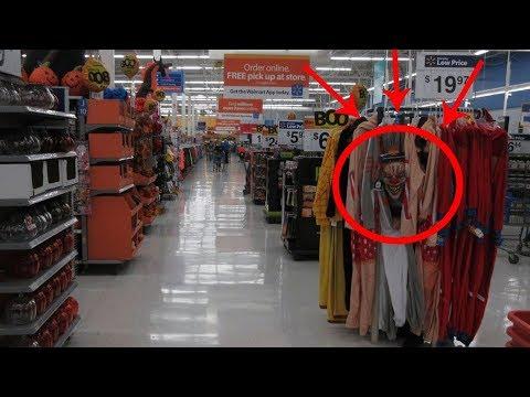 Esto pasó en un WALMART y NADIE Puede Explicarlo