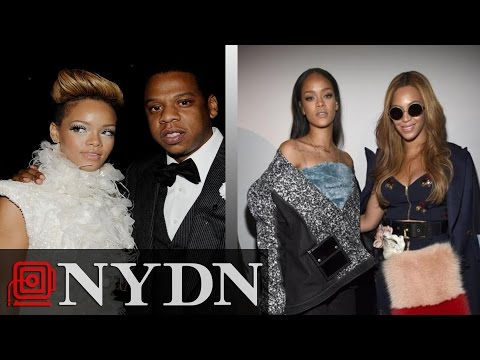 Rihanna's Ex-Publicist Owns up to Jay Z Cheating Rumor