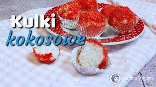 Kulki kokosowe bez pieczenia - jak zrobić