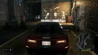 Watch Dogs Gameplay - E3 2013 HD [PS4]
