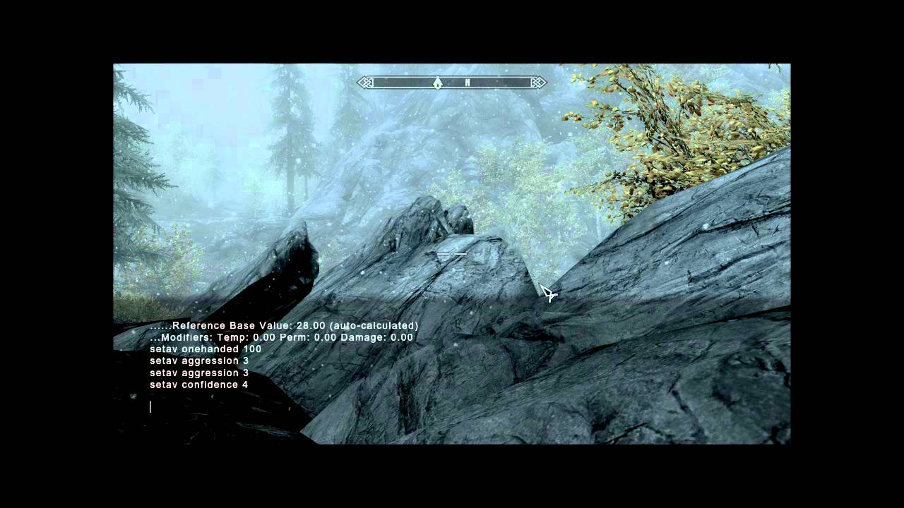 How to make Skyrim npcs fight each other! [Nonsense Gaming: Tutorials]