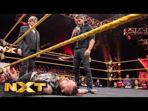 Johnny Gargano ambushes Aleister Black in NXT shocker: WWE NXT, Oct. 24, 2018