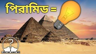 পিরামিড কি একটি বিদ্যুৎ কেন্দ্র? Hidden Power Station inside Giza pyramid?🤔