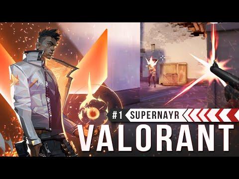 SUPERNAYR VALORANT #1 | VALORANT INDONESIA