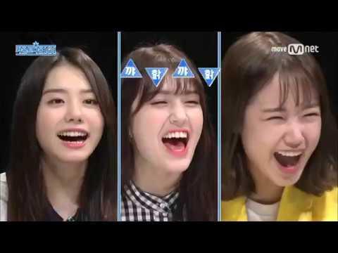 "[IndoSub] I.O.I Reacts To Produce 101 Season 2 ""Pick Me"" MV"