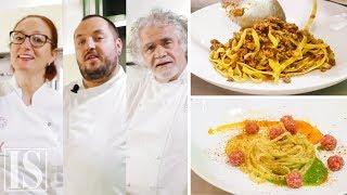 Bolognese sauce: 2 recipes by Aurora Mazzucchelli, Gianni D'Amato e Dario Picchiotti