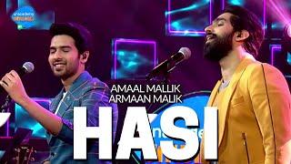 Hasi   Amaal Mallik & Armaan Malik   Unacademy Unwind With MTV