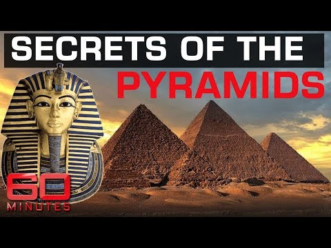 Uncovering The Ancient Secrets Of The Great Pyramid | 60 Minutes Australia